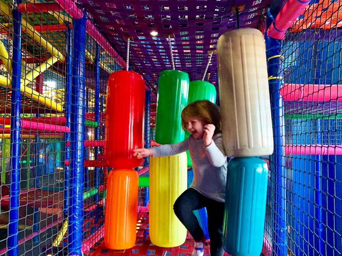 Epic fun awaits you at Bonkers