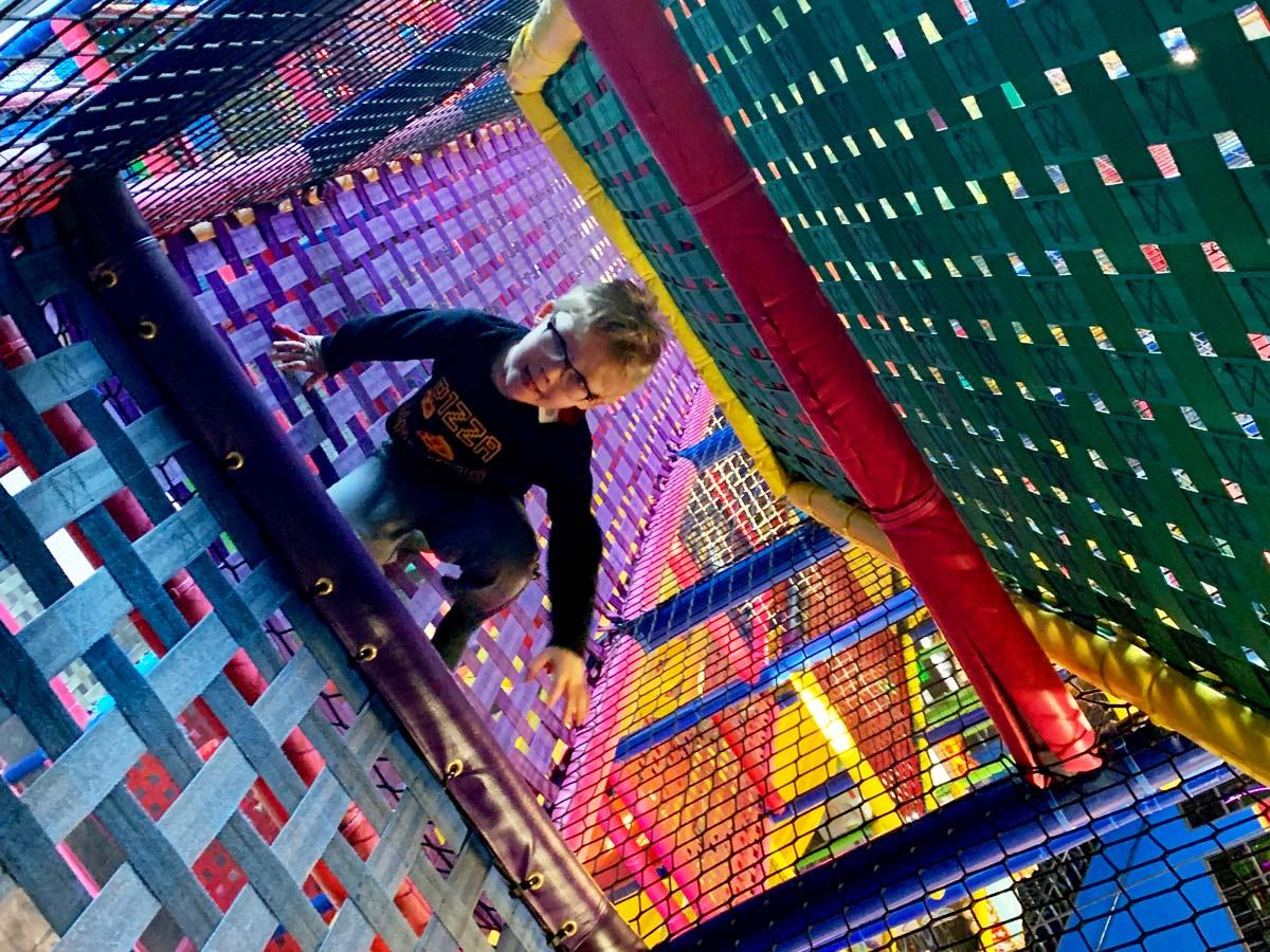 Bonkers Play Maze
