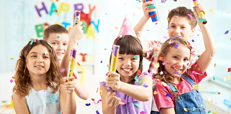 Parties for groups of all ages are at Bonkers