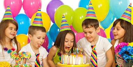 Parties & Groups — Birthday Parties at Bonkers in Columbia