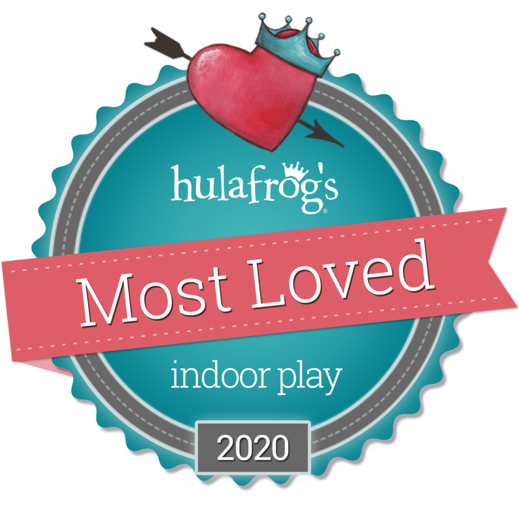 Hulafrog's Most Loved Indoor Play